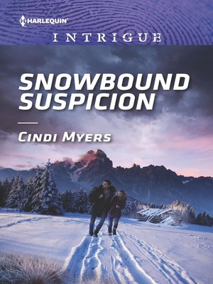cover image of Snowbound Suspicion